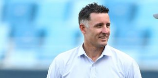 "Michael Hussey's ""Best Enemies XI"" in Test cricket"