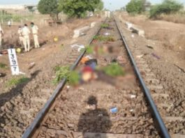 Sixteen migrant labourers were crushed to death