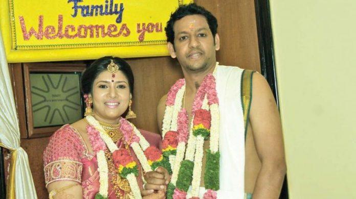 Actress Sanghavi given birth to a baby girl