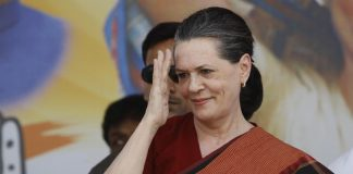 "Collect train fares from migrants at this hour is ""disturbing"" :Sonia Gandhi"