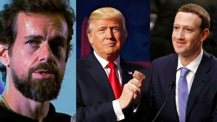 Spat between Twitter chief Jack Dorsey and US President Donald Trump
