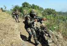 Pak violates ceasefire on LoC in J&K's Kupwara