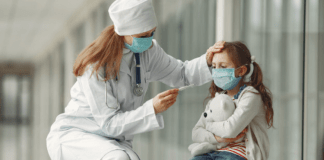 Treating kids with Covid a challenge