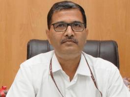 Railway Board Chairman V.K. Yadav