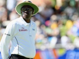 Steve Bucknor gave a couple of incorrect decisions