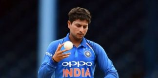 Kuldeep was hailed as India's X-factor in the white-ball cricket