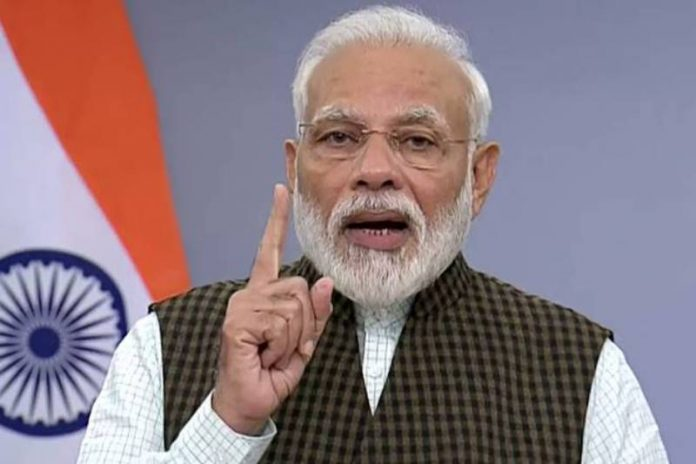 Anxiety among the public on the issues Modi would be addressing in his speech