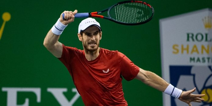 Murray's next event is likely to be the Citi Open in Washington