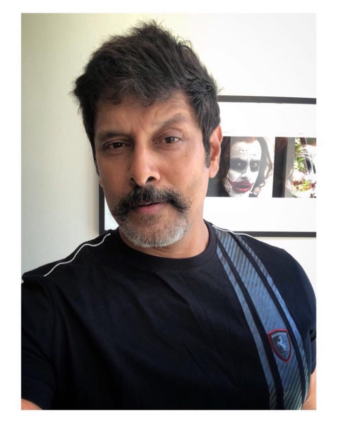 Chiyaan Vikram will be seen in more than seven getups
