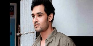 Actor Srman Jain