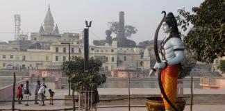 Ayodhya seers getting restless over delay in 'Bhumi Pujan'