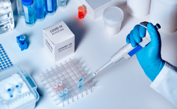 UP gets 50,000 antigen test kits for critical districts