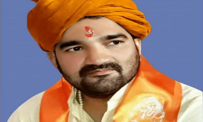 Uttar Pradesh BJP MLA Yogesh Dhama
