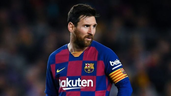Lionel Messi will finish his career at the Camp Nou