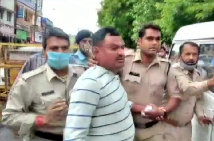 Most wanted Gangster Vikas Dubey has been killed in an encounter