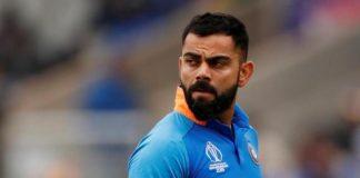 Virat Kohli Reacts To West Indies