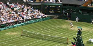 "Wimbledon was hailed as ""a class act"""
