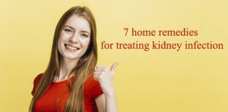 7 home remedies for treating kidney infection April 21st 2020