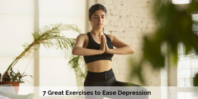 7 Great Exercises to Ease Depression