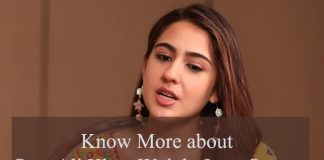 Know More about Sara Ali Khan Weight Loss Secret