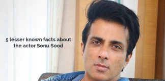 5 lesser known facts about the actor Sonu Sood