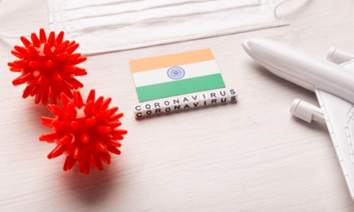 India Corona virus cases