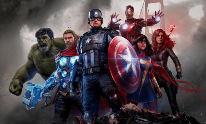 Marvel's Avengers game lands on XboX, PlayStation & Stadia