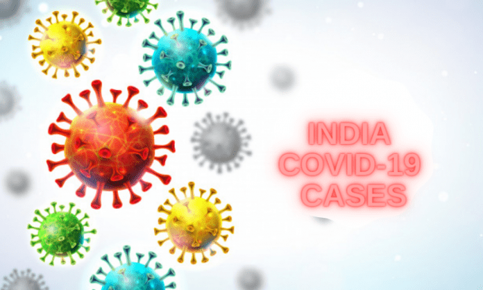 India covid-19 cases-`