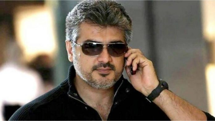 Thala Ajith met with an accident in Hyderabad