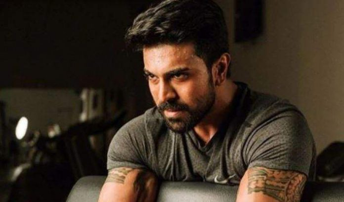 Ram Charan playing a crucial role