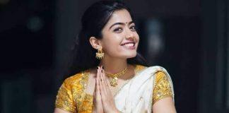 Rashmika got a Chance with Nagarjuna